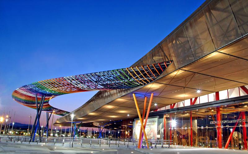 Palacio de Ferias y Congresos in Málaga